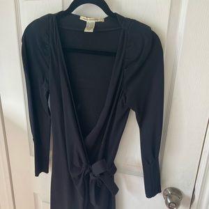 Diane VonFurstenberg Dress in Black size 0